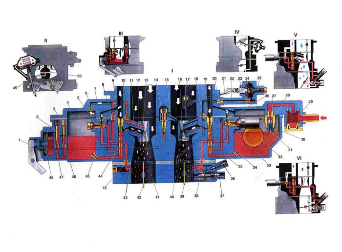 схема импульсного блока питания hl1
